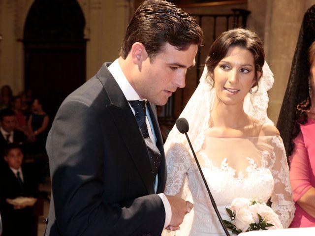 La boda de Ricardo y Carmen en Dos Hermanas, Sevilla 15