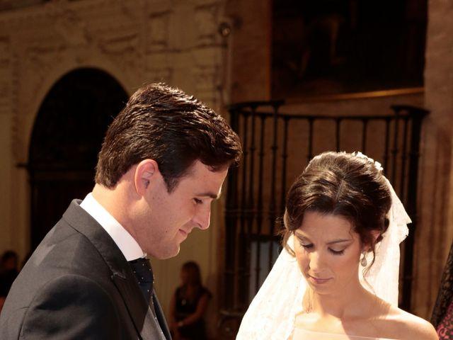 La boda de Ricardo y Carmen en Dos Hermanas, Sevilla 17