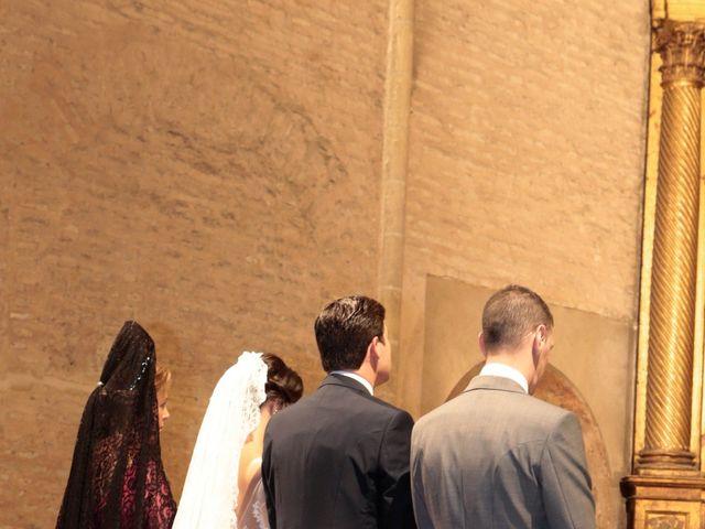 La boda de Ricardo y Carmen en Dos Hermanas, Sevilla 18