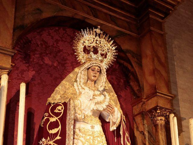 La boda de Ricardo y Carmen en Dos Hermanas, Sevilla 19