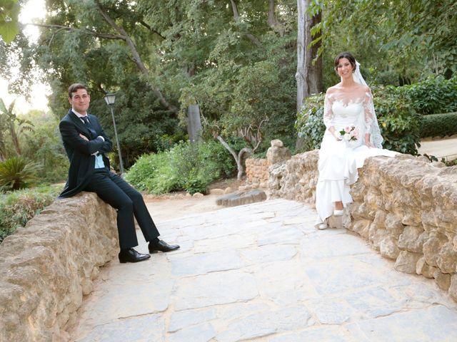 La boda de Carmen y Ricardo