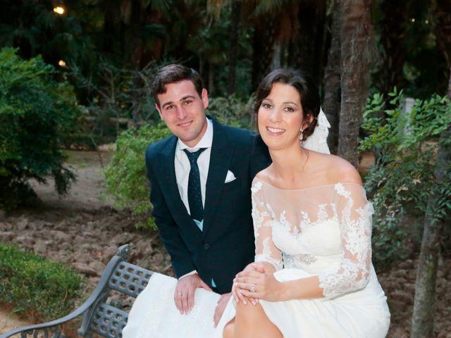 La boda de Ricardo y Carmen en Dos Hermanas, Sevilla 23