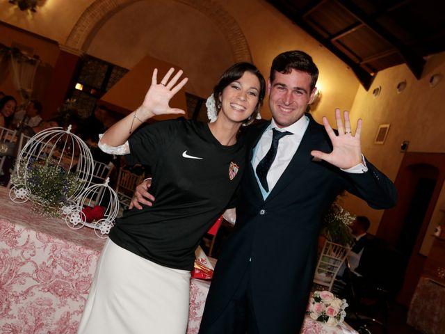 La boda de Ricardo y Carmen en Dos Hermanas, Sevilla 34