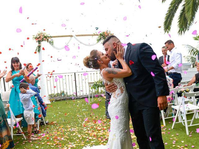 La boda de Estela y Héctor