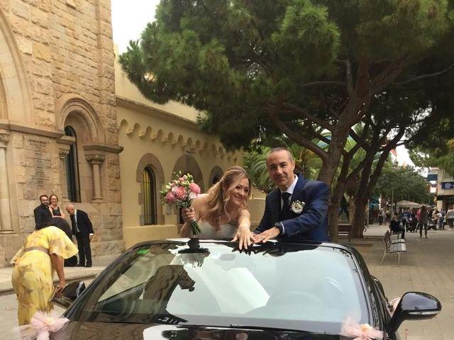 La boda de Sergio y Marina en Castelldefels, Barcelona 2