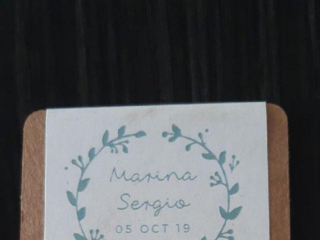 La boda de Sergio y Marina en Castelldefels, Barcelona 6