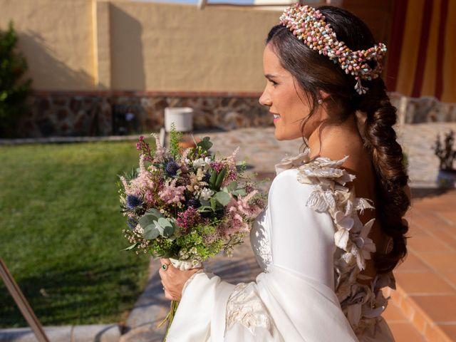 La boda de Carlos y María en Badajoz, Badajoz 11