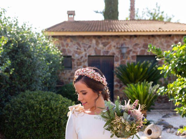 La boda de Carlos y María en Badajoz, Badajoz 12