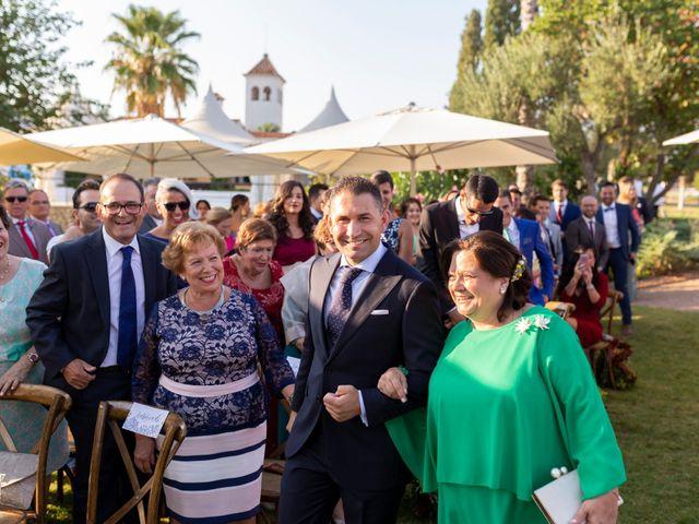 La boda de Carlos y María en Badajoz, Badajoz 20