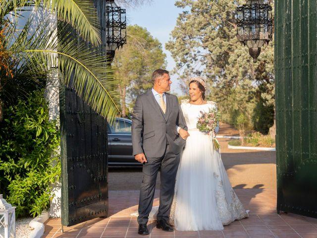 La boda de Carlos y María en Badajoz, Badajoz 22
