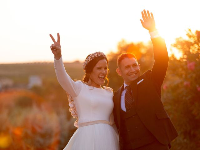 La boda de Carlos y María en Badajoz, Badajoz 34