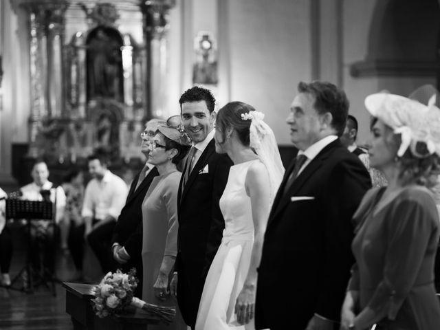 La boda de Javier y Maria en Logroño, La Rioja 33