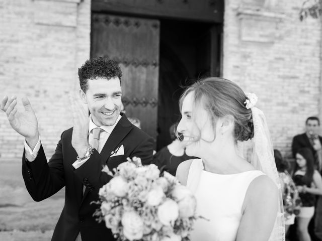La boda de Javier y Maria en Logroño, La Rioja 2