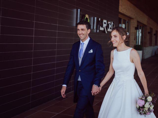 La boda de Javier y Maria en Logroño, La Rioja 45
