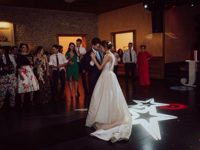 La boda de Javier y Maria en Logroño, La Rioja 75