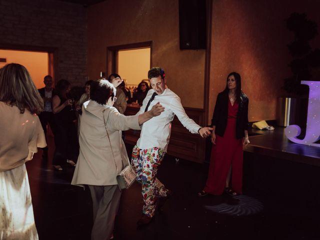 La boda de Javier y Maria en Logroño, La Rioja 79