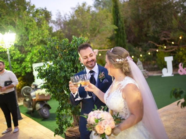 La boda de Jessica y Juanjo