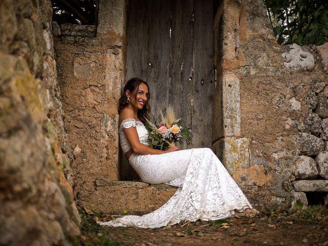 La boda de David y Marta en Campos, Islas Baleares 7