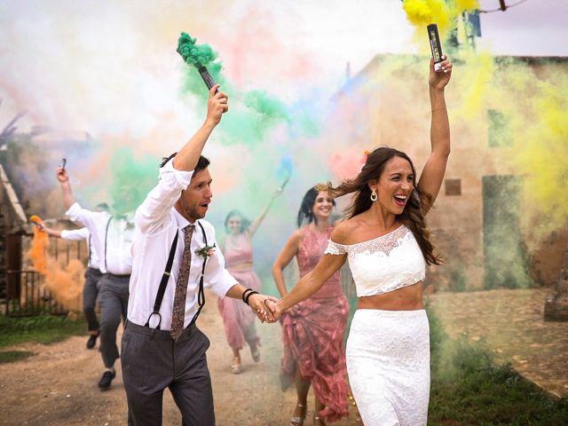 La boda de David y Marta en Campos, Islas Baleares 3