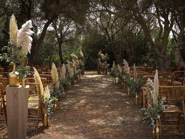 La boda de David y Marta en Campos, Islas Baleares 9