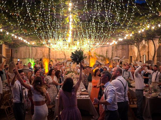 La boda de David y Marta en Campos, Islas Baleares 10