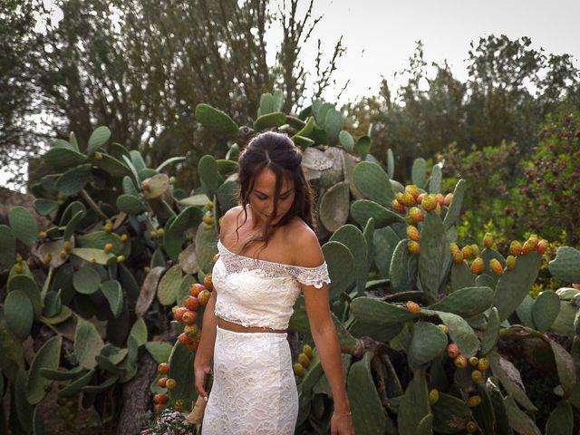 La boda de David y Marta en Campos, Islas Baleares 14