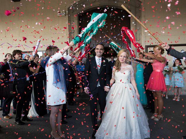 La boda de Asier y Niamh en Vitoria-gasteiz, Álava 15
