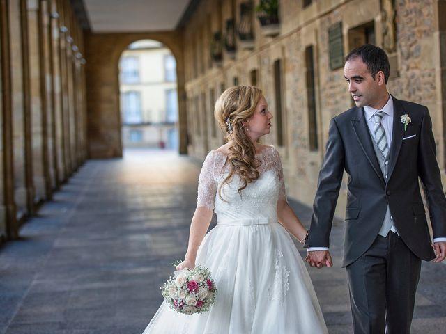 La boda de Asier y Niamh en Vitoria-gasteiz, Álava 17