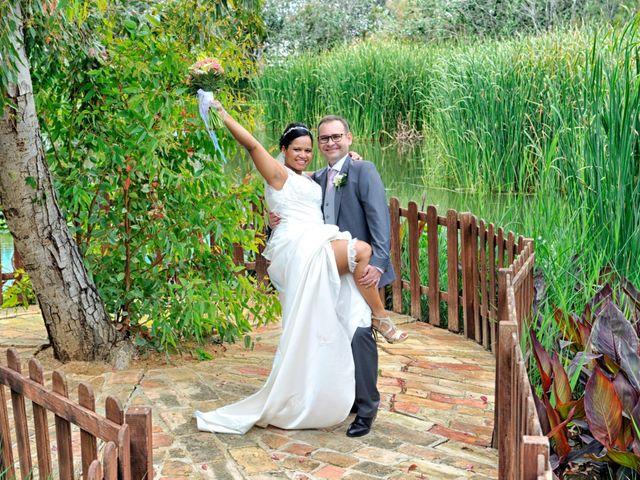 La boda de Joan y Raquel