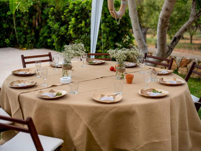 La boda de Andrew y Irene en Montuïri, Islas Baleares 8