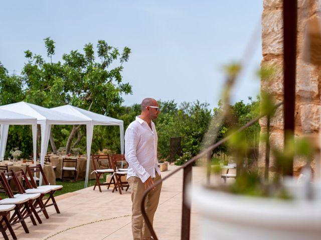 La boda de Andrew y Irene en Montuïri, Islas Baleares 11