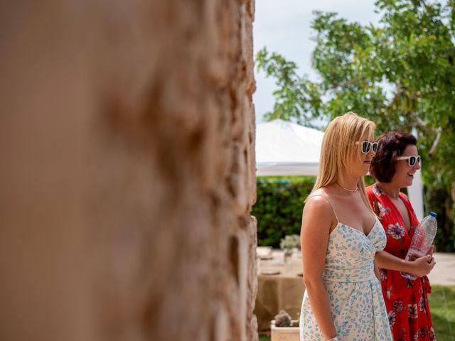 La boda de Andrew y Irene en Montuïri, Islas Baleares 14