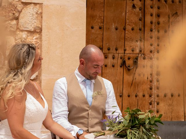 La boda de Andrew y Irene en Montuïri, Islas Baleares 33