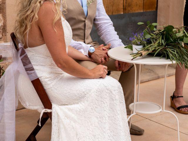 La boda de Andrew y Irene en Montuïri, Islas Baleares 34