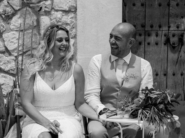 La boda de Andrew y Irene en Montuïri, Islas Baleares 35