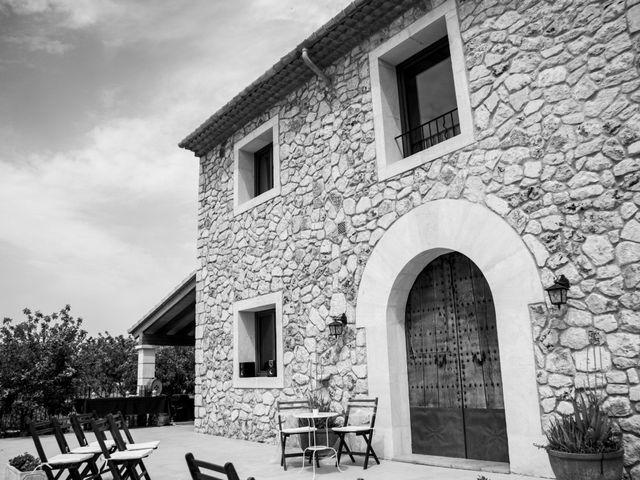 La boda de Andrew y Irene en Montuïri, Islas Baleares 58