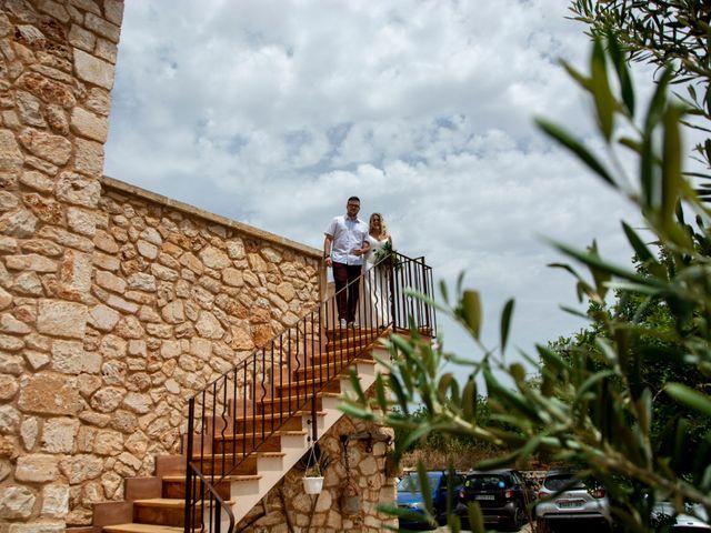 La boda de Andrew y Irene en Montuïri, Islas Baleares 64
