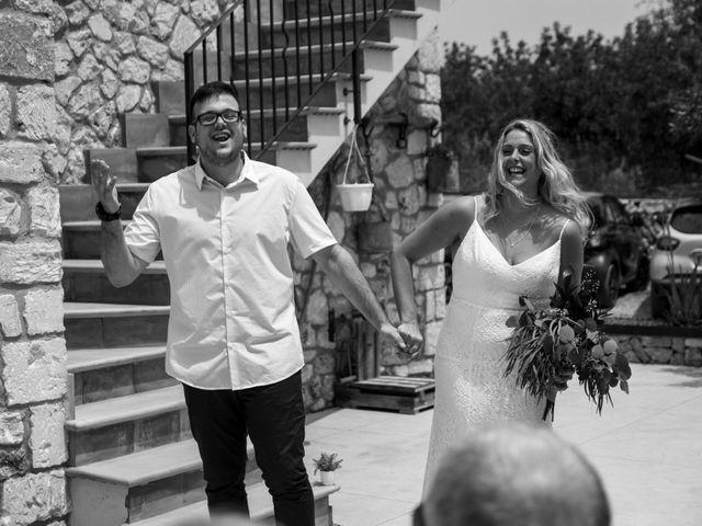 La boda de Andrew y Irene en Montuïri, Islas Baleares 66
