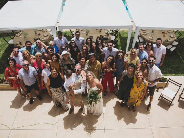 La boda de Andrew y Irene en Montuïri, Islas Baleares 71