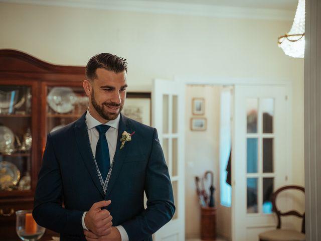 La boda de Alberto y Estefania en Jerez De La Frontera, Cádiz 7