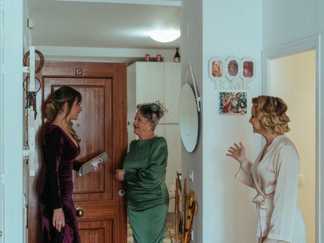 La boda de Alberto y Estefania en Jerez De La Frontera, Cádiz 9