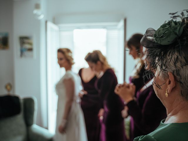 La boda de Alberto y Estefania en Jerez De La Frontera, Cádiz 13