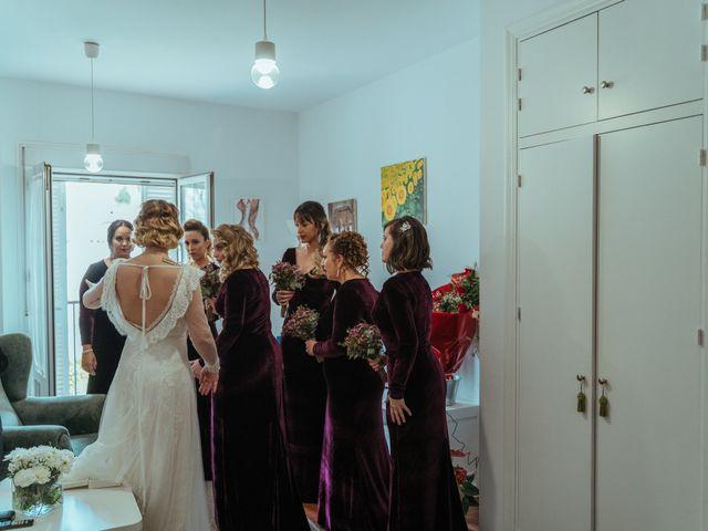 La boda de Alberto y Estefania en Jerez De La Frontera, Cádiz 18