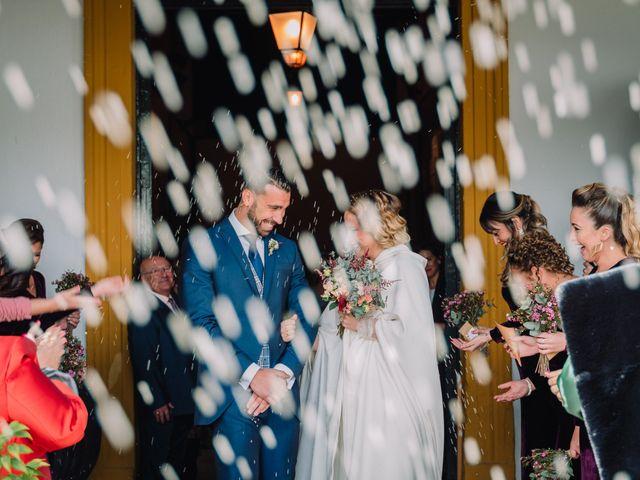 La boda de Alberto y Estefania en Jerez De La Frontera, Cádiz 23