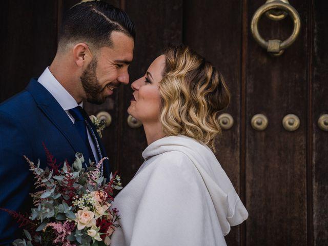 La boda de Alberto y Estefania en Jerez De La Frontera, Cádiz 24