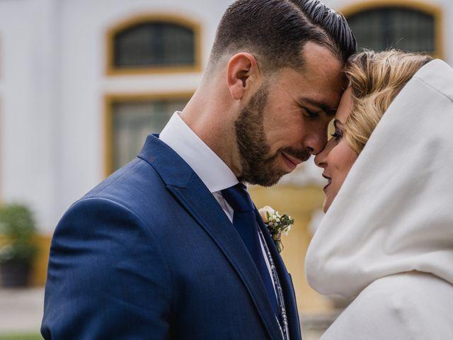 La boda de Alberto y Estefania en Jerez De La Frontera, Cádiz 26