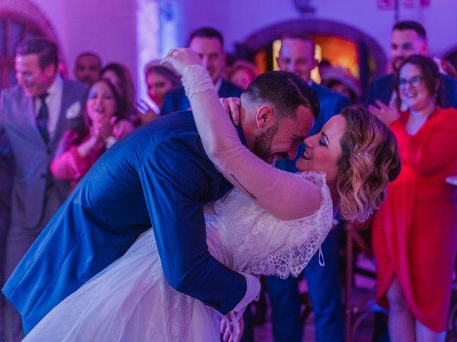 La boda de Alberto y Estefania en Jerez De La Frontera, Cádiz 31