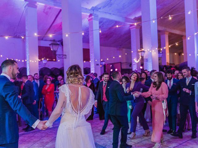 La boda de Alberto y Estefania en Jerez De La Frontera, Cádiz 32