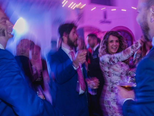 La boda de Alberto y Estefania en Jerez De La Frontera, Cádiz 33