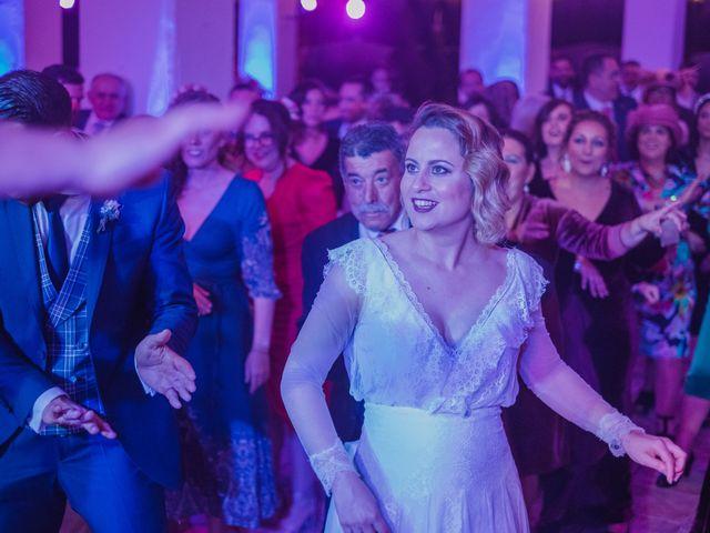 La boda de Alberto y Estefania en Jerez De La Frontera, Cádiz 36